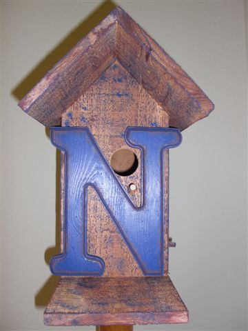 """Birdhouse - """"N"""""""