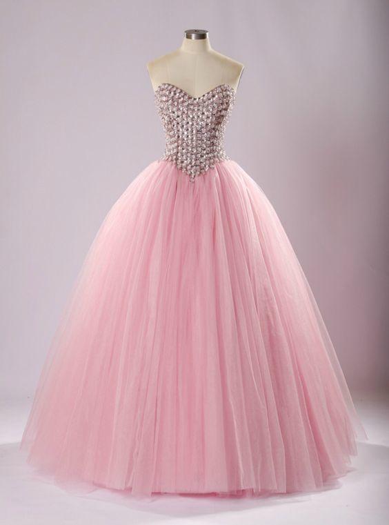 Bejeweled Prom Dresses