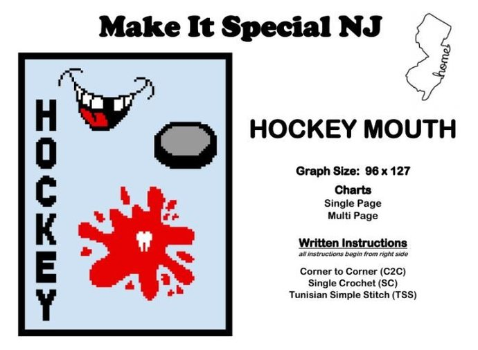 Hockey Mouth - Lost Tooth