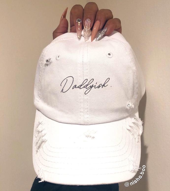 Daddyish Baseball Cap