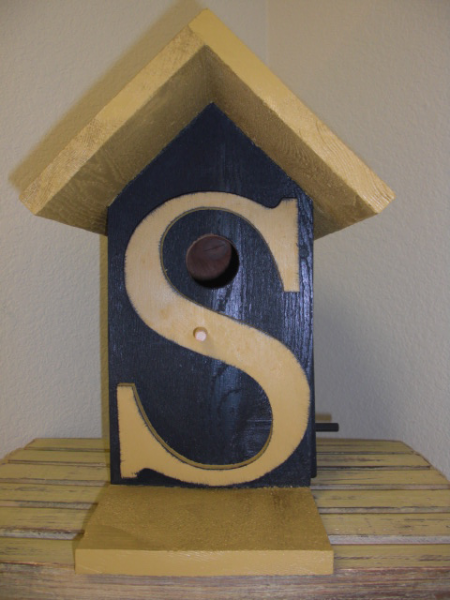 Birdhouse - New Orleans Saints