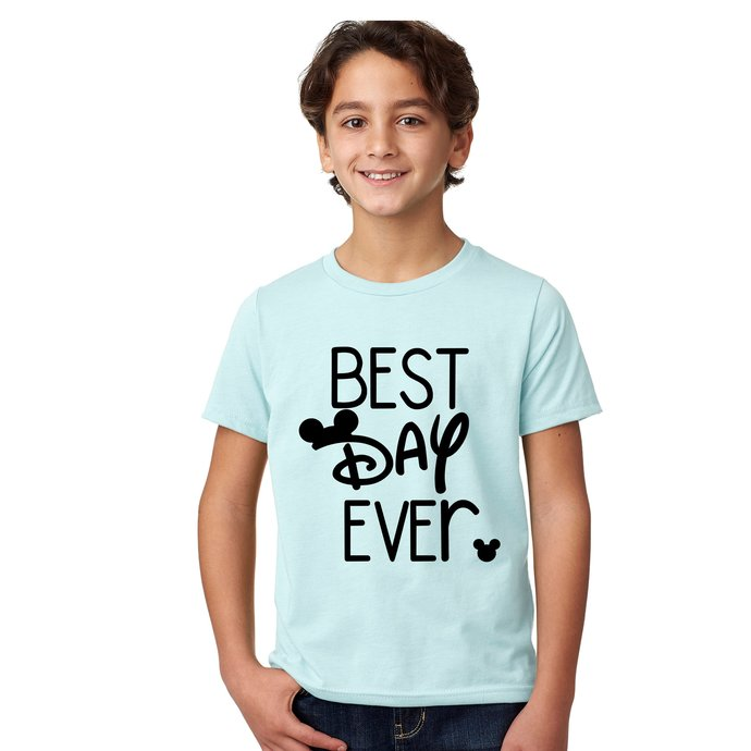 Best Day Ever shirt,Family vacation shirt,Disney Vacation Shirt,Best Day boys