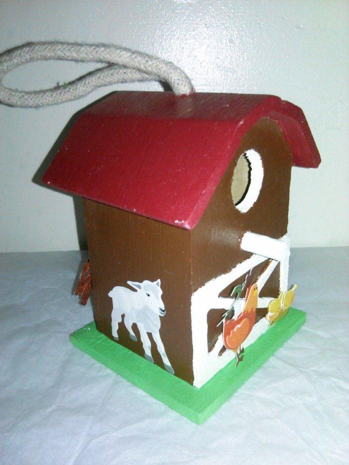 3-D Barn - Small