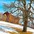Barn Portrait: Spring Time in Mukwonago