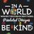 Be Kind Pattern - SC - 180x240 - Throw - Graph w/Written