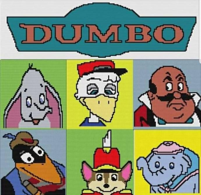 Dumbo Cal Bundle