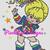 Rainbow Brite Pattern - SC- 180x260 Throw - Graph w/Written - Full Version