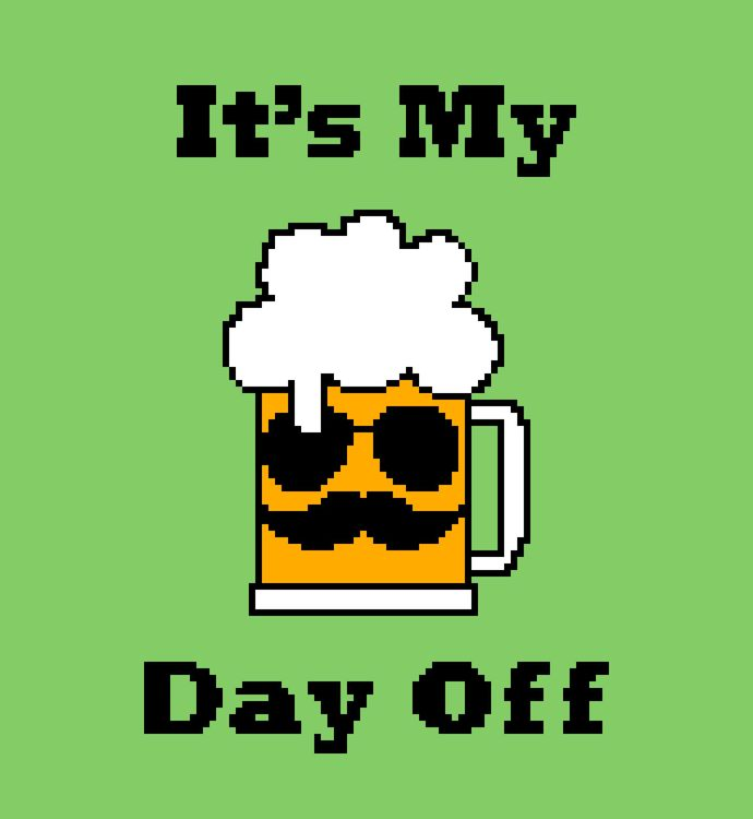 My Day Off - Beer Guy