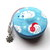 Tape Measure Snow and Hedgehogs  Retractable Measuring Tape