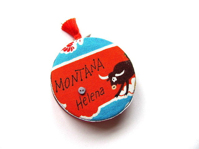 Retractable Tape Measure Montana Measuring Tape