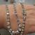 Set 1 - Vintage Diamante Necklace and Bracelet