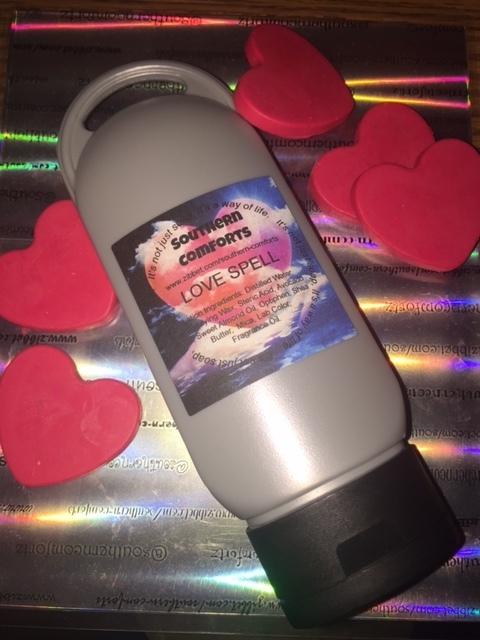 Love Spell Lotion (4 oz.)