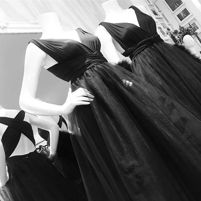 Black Prom Dresses, Simple Prom Dresses, Cheap Prom Dresses