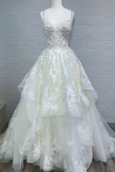 Cream Colored Prom Dresses