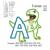 T-rex dinosaur applique birthday ,T-rex dinosaur biting A embroidery design,