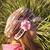 Crochet Pattern 072 Pink CAMO Newsboy Hat Visor Slouchy Hat Toddler Child Teen