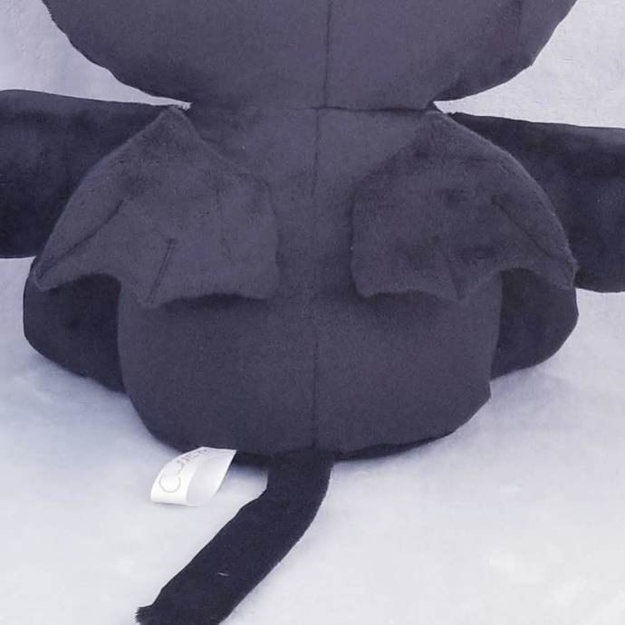 Add-On Bat Wings for Chubby
