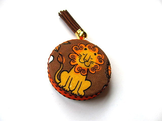 Tape Measure Smiling Lions Retractable Measuring Tape