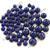 Lapis 5mm Gemstone Cabochon Round FOR TWO