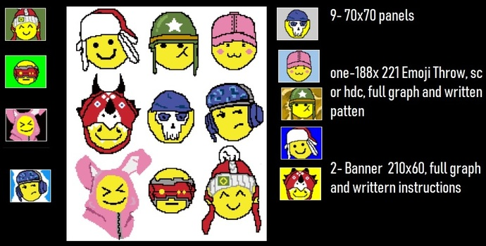 Fortnite Emoji Bundle