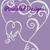 Mum Heart Pattern - SC - 180x240 Throw - Graph w/Written - Full Version