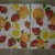 N160 Paper Napkins (Pack of 3) Strawberries Oranges Lemons Fruit Food Summer