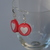 Heart Wine Cork Earrings Valentine's Day