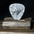 Commemorative guitar pick and display case: Roy Clark