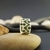 Boho rings for women, Beaded ring Fashion rings Tribal ring, Hippie ring Wide