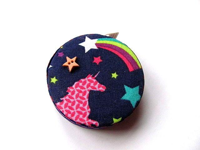 Tape Measure Rainbows Stars and Unicorns Retractable Measuring Tape