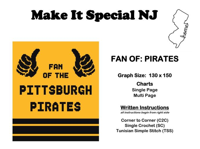 Fan Of The Pittsburgh Pirates