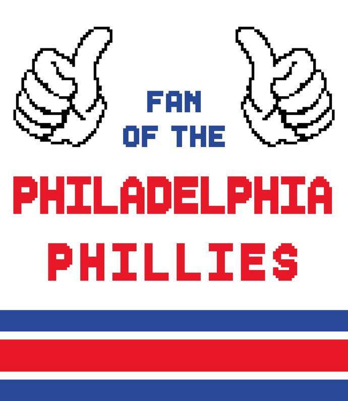 Fan Of The Philadelphia Phillies