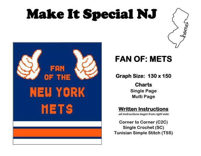 Fan Of The New York Mets