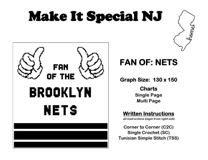 Fan Of The Brooklyn Nets