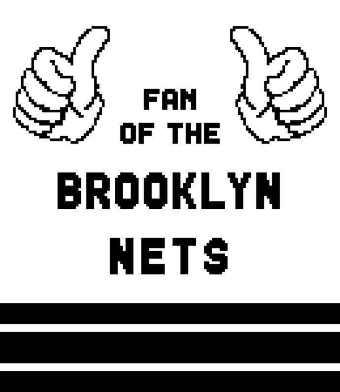 Fan Of The Brooklyn Nets