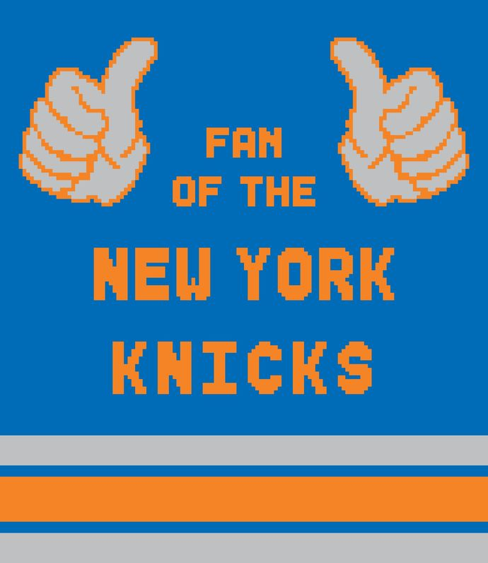 Fan of the New York Knicks