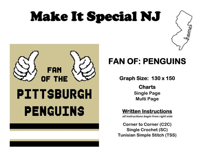 Fan Of The Pittsburgh Penguins