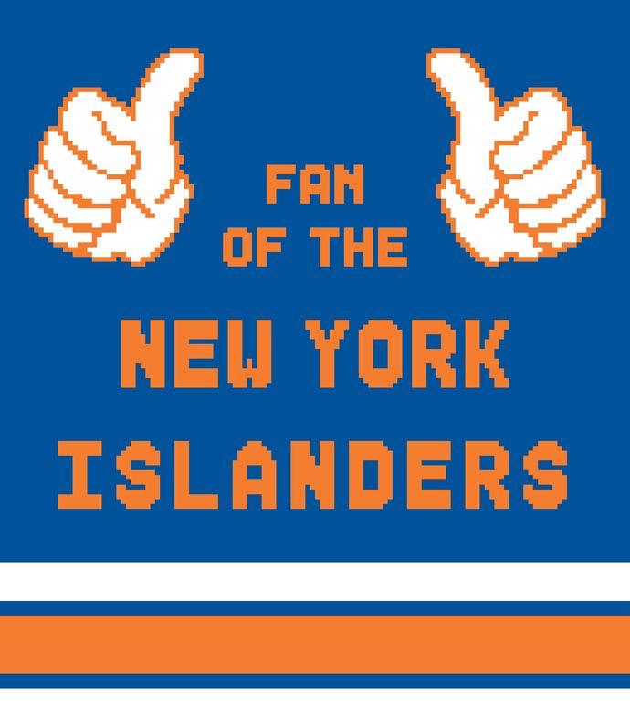 Fan Of The New York Islanders