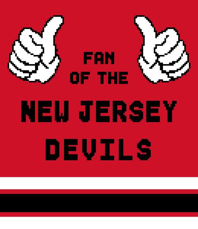 Fan Of The New Jersey Devils