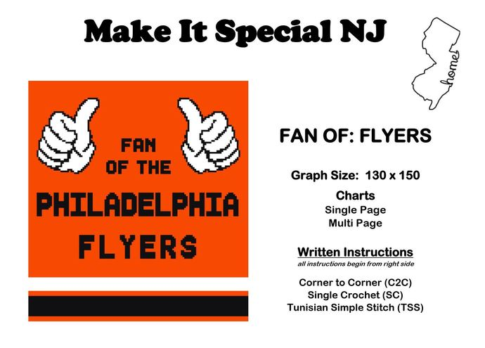 Fan Of The Philadelphia Flyers