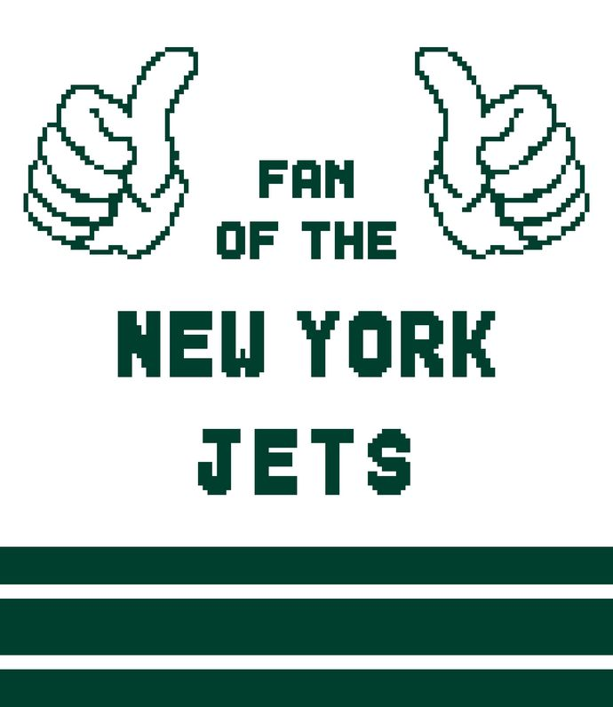Fan Of The New York Jets