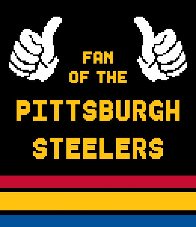Fan Of The Pittsburgh Steelers
