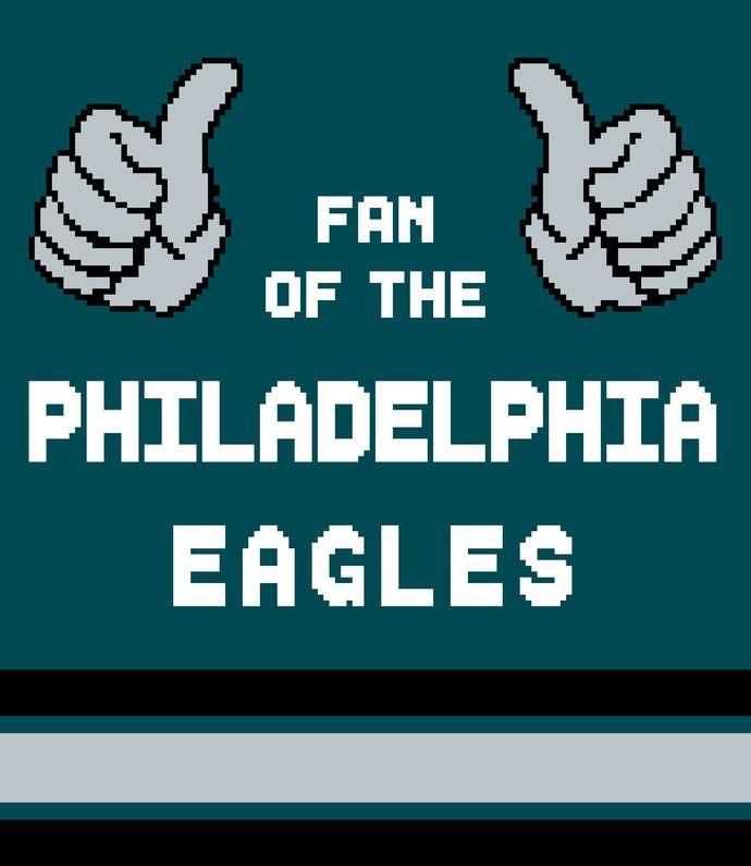 Fan Of The Philadelphia Eagles