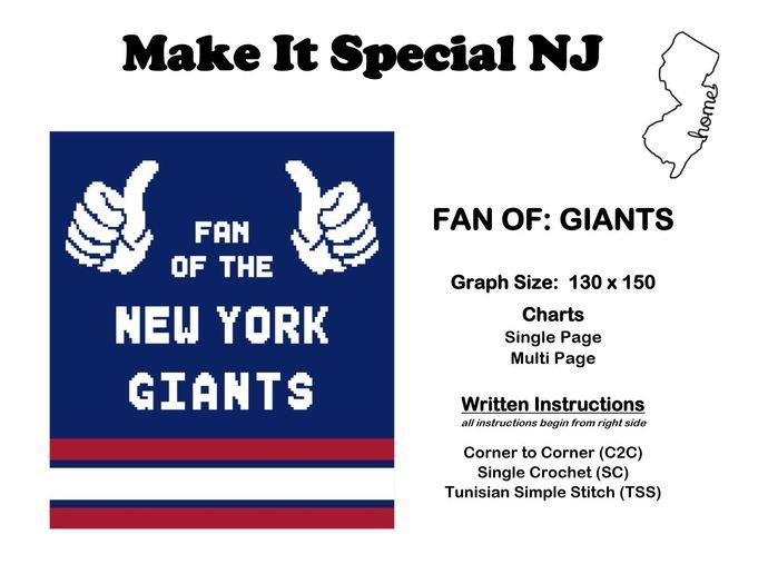 Fan Of The New York Giants