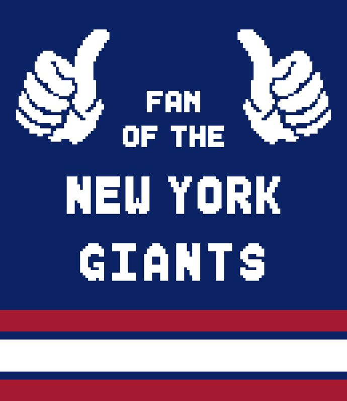 Fan Of The New York Giants