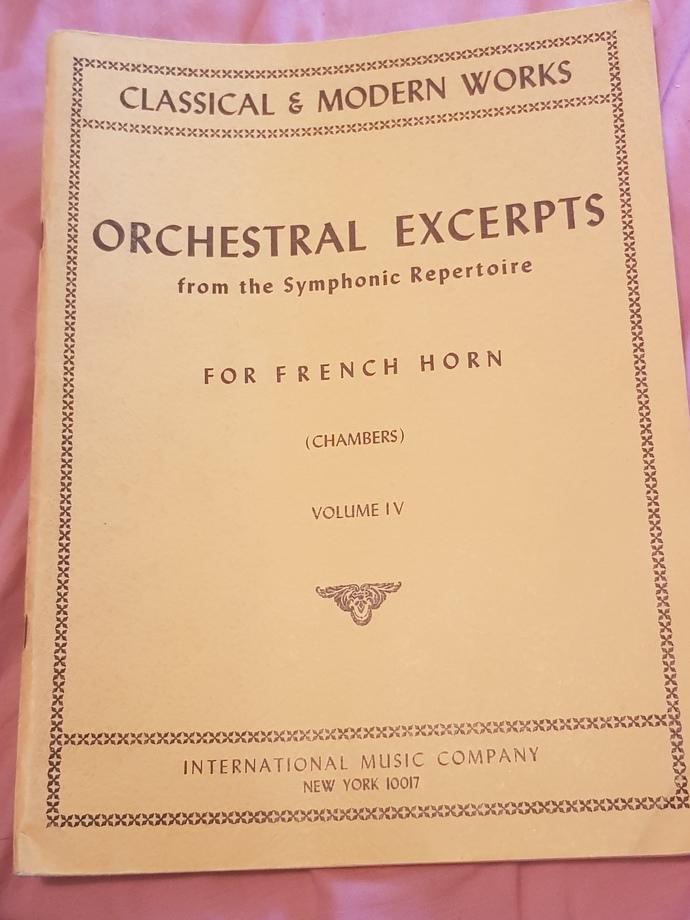 Genuine 1967 music book