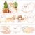 1 Roll of Limited Edition Washi Tape: Dog's World