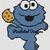 Cookie Monster Pattern - SC - 110x120 - Graph w/Written - Full Version