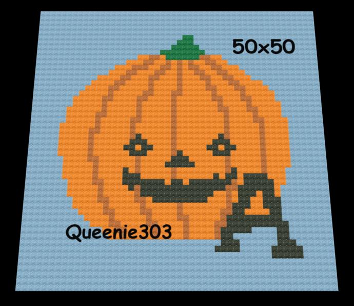 Pumpkin A 50x50