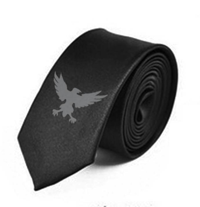 Game Of Thrones Nights Watch Symbol Unisex Necktie Tie